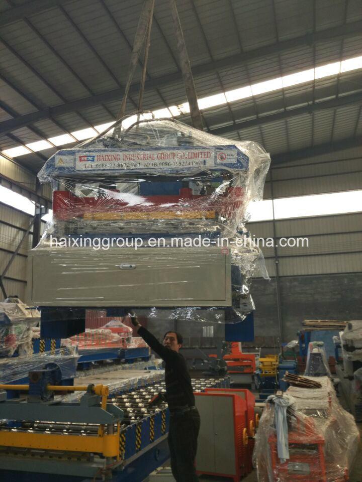Metal Glazed Roof Panel Curving Machine