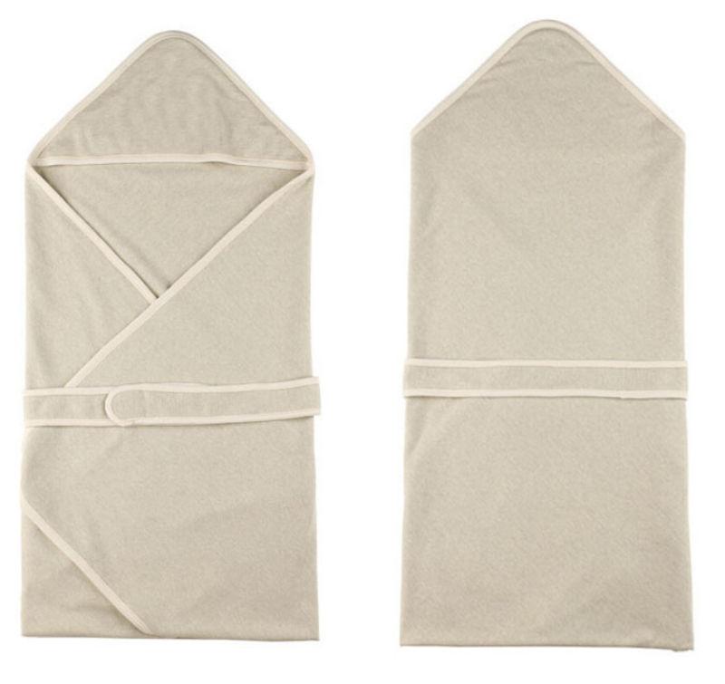 Organic Cotton Baby Blanket Baby Swaddle