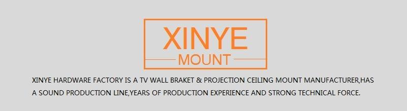 Flexible Full Motion LCD TV Wall Bracket for 17