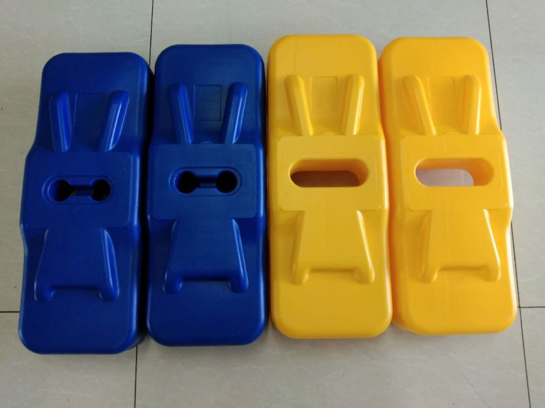 Durable Heavy Duty Plastic Stainless Steel Base