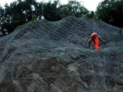Hexagonal Wire Netting/Mesh for Stone Protection