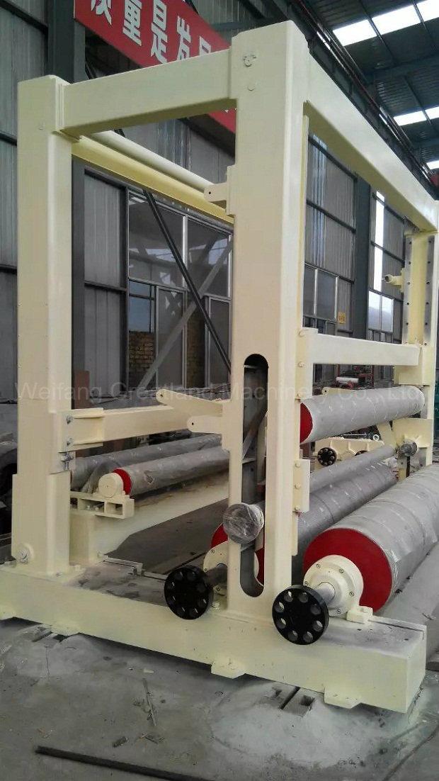 Craft, Corrugated, Test-Line Paper Slitting Rewinder Machine