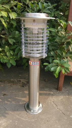 Stainless Steel 220V Mosquito and Fly Pest Control