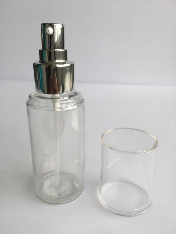 80ml-200ml Pet Lotion Bottle W/ Overcap (EF-PL09)