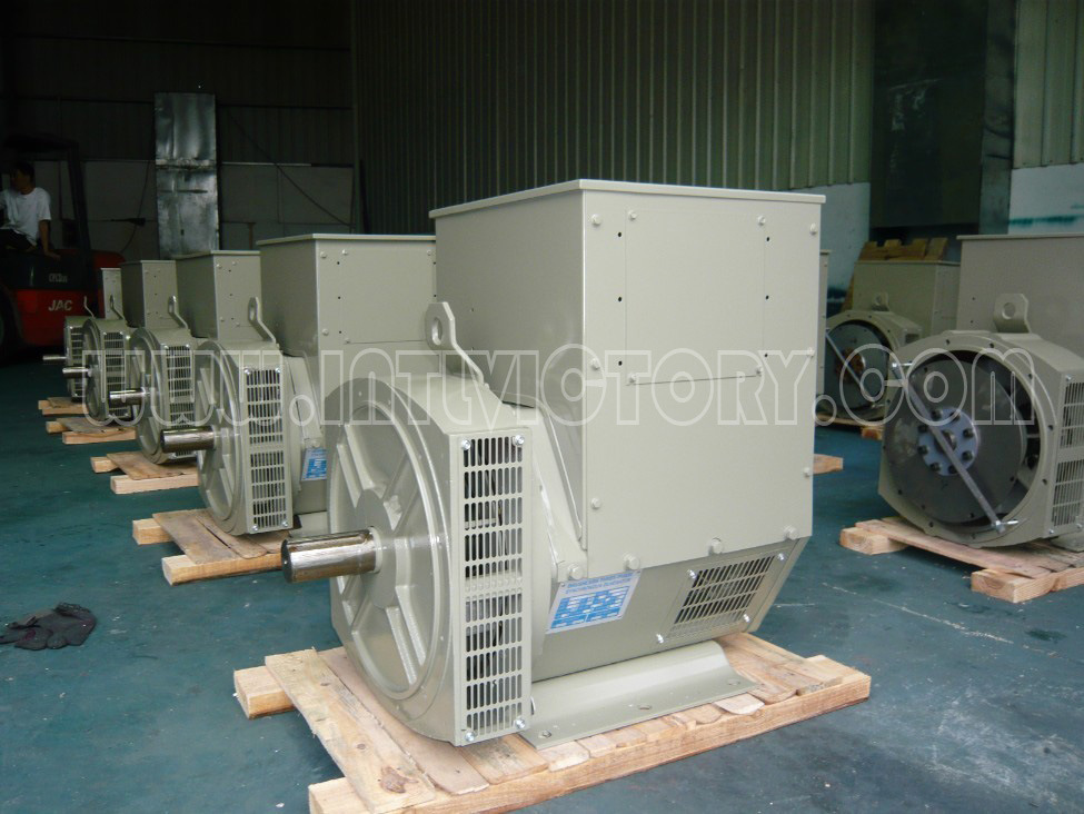 5kVA~1625kVA Synchronous Brushless AC Alternator with Ce Certifications