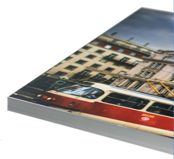 New Arrival Extra-Thin Edge Metal Photo Frame for Wunderboard HD Aluminum Photo Panels