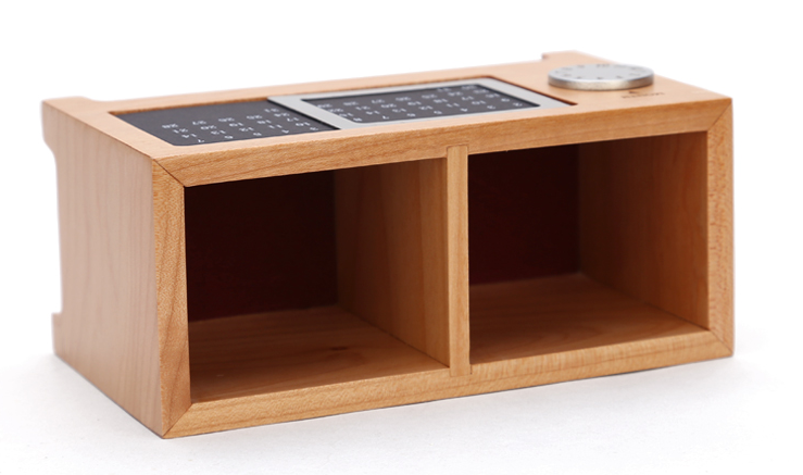 Wooden Stationery Desk organizer Pen
