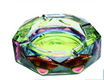 Glass Ashtray with Good Price Kb-Jh06190