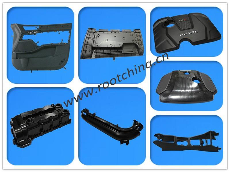 Automobile Light Plastic Injection Mould