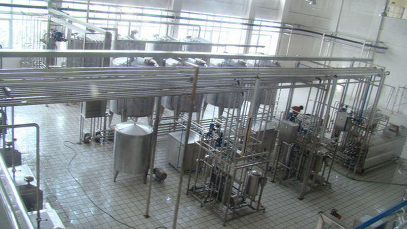 Full Automatic Ice Cream Manufacturing Equipment