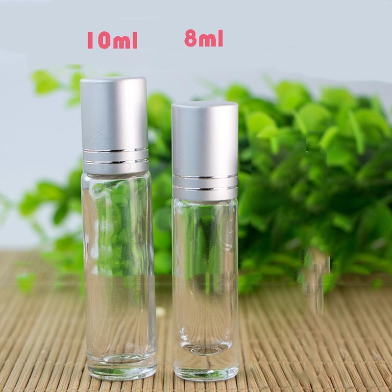 10ml Roll on Glass Bottle (NBG13)