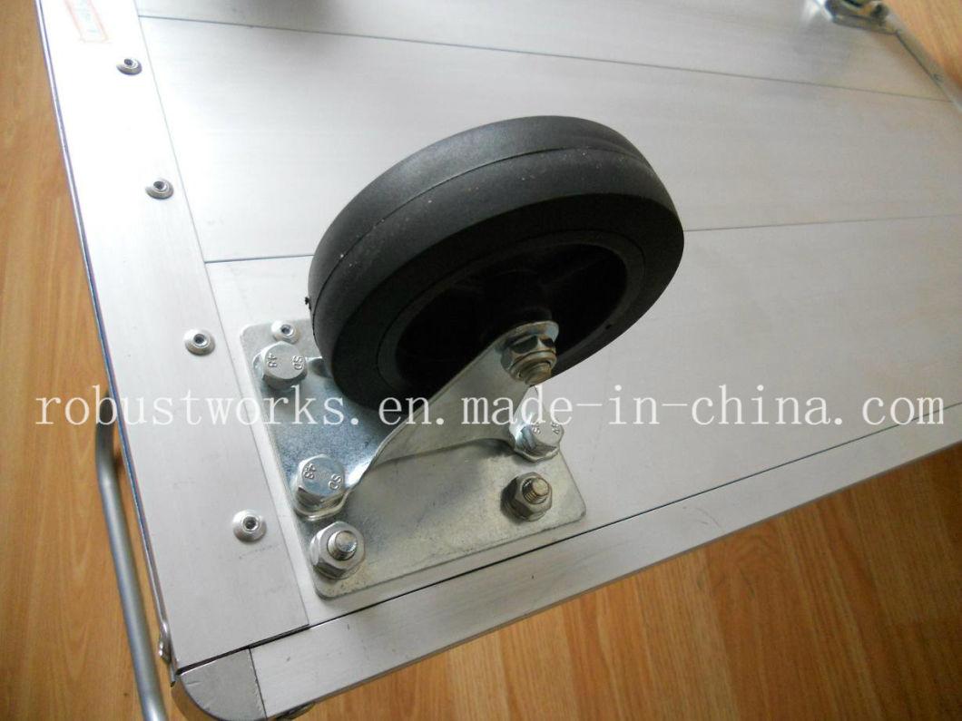 Aluminium Platform Hand Trolley (HT041A-200)