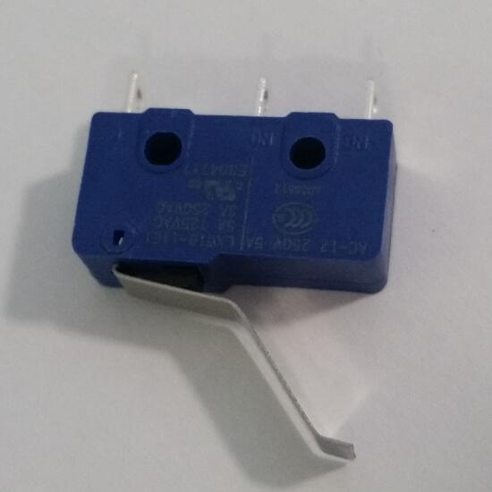 Blue Lxw19 Series Micro Switch
