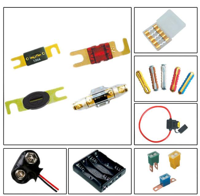 Battery Snap Battery Holder AG13-9SMT