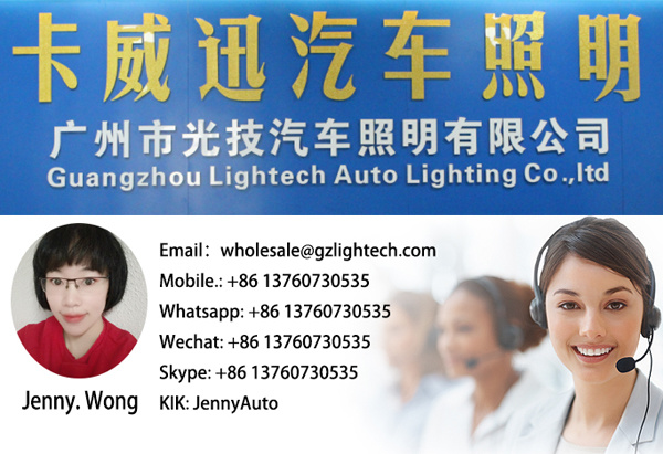Super Bright Fanless LED Faro 4000lm 50W S1 Hb4 9006 Headlights