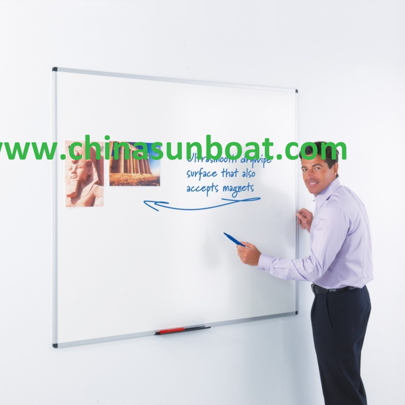 Sunboat Enamel Magnetic Writing Board/ School/Office Use