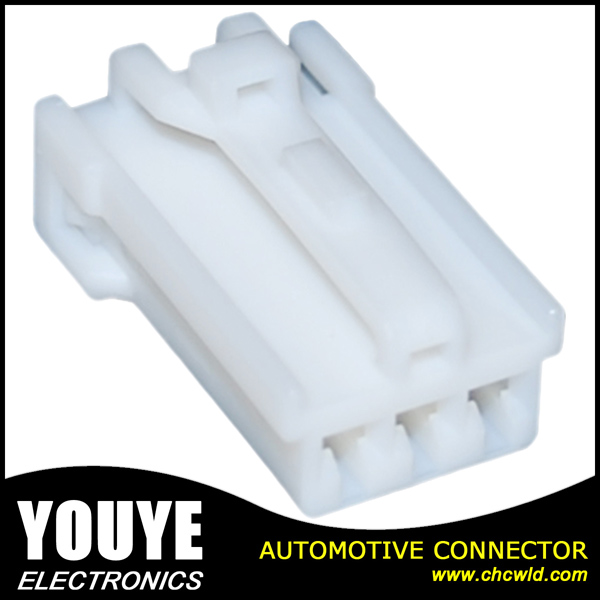 3 Pin Female Motorcycle Auto Connector