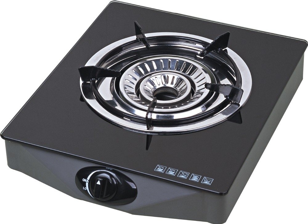 Single Design Burner Gas Cooker