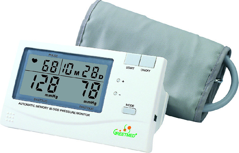 Cheap Price Full Automatic Electronic Blood Pressure Monitor
