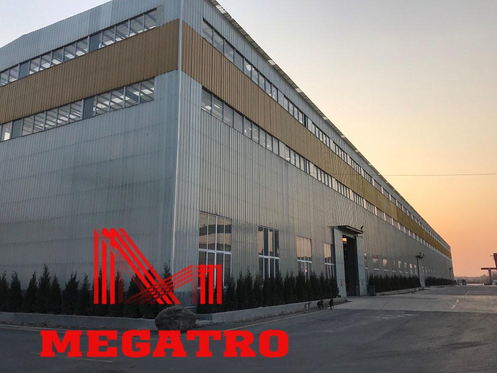 Megatro Monitoring Transmission Steel Pole