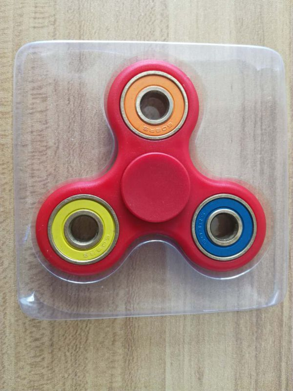Hot Sell Child Adult Hand Spinner Brass Fidget Spinner Toys for Anxiety