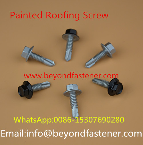 Roofing Screw Self Drilling Screw Hex Socket Bolts