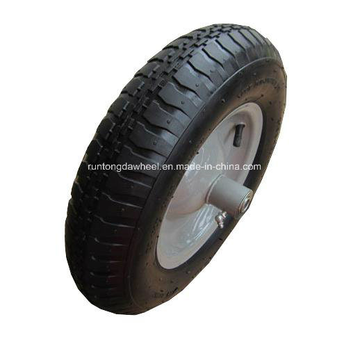 Pneumatic Rubber Wheel for All Kinds of Carts