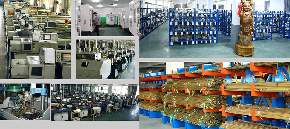 OEM High Quality Customized OEM Brass Components Buyers