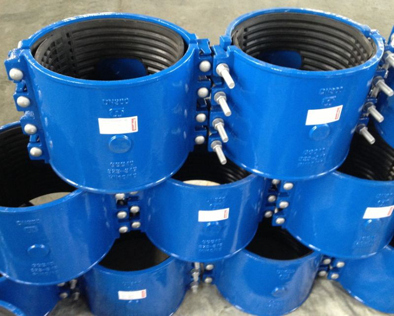 Universal Repair Clamp for Pipeline Leakage