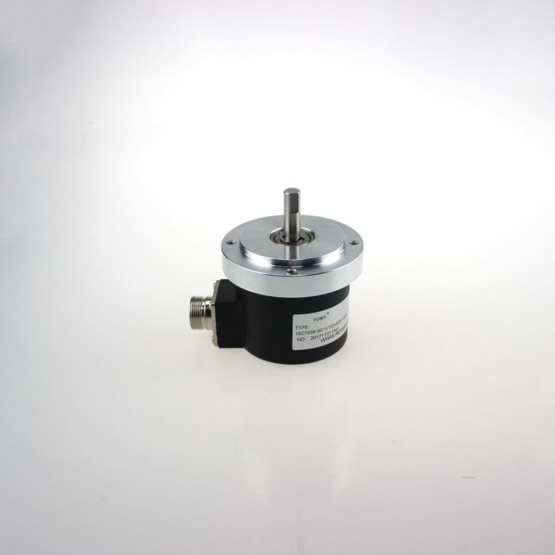 Isc7008 Series 8mm Solid Shaft Incremental Rotary Encoder (1024PPR)
