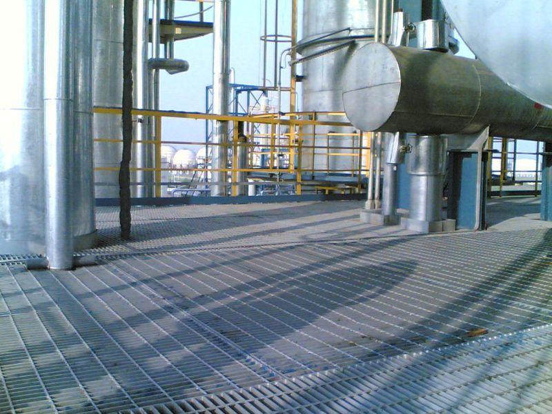 Steel Flat Pallet / Steel Grating