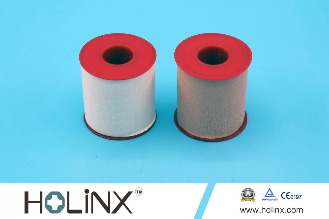 Athletic Zinc Oxide Strapping Rigid Sport Tape/Adhesive Zinc Oxide Surgical Tape Plaster