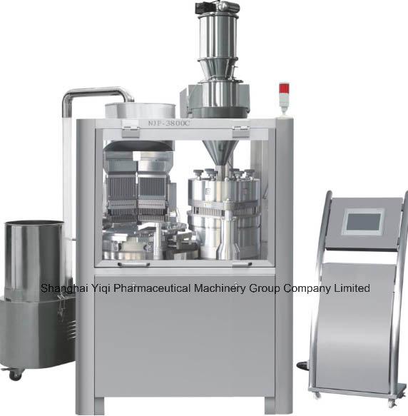 Fully Automatic Pharmaceutical Machinery Capsule Filling Machine (NJP-3800C)