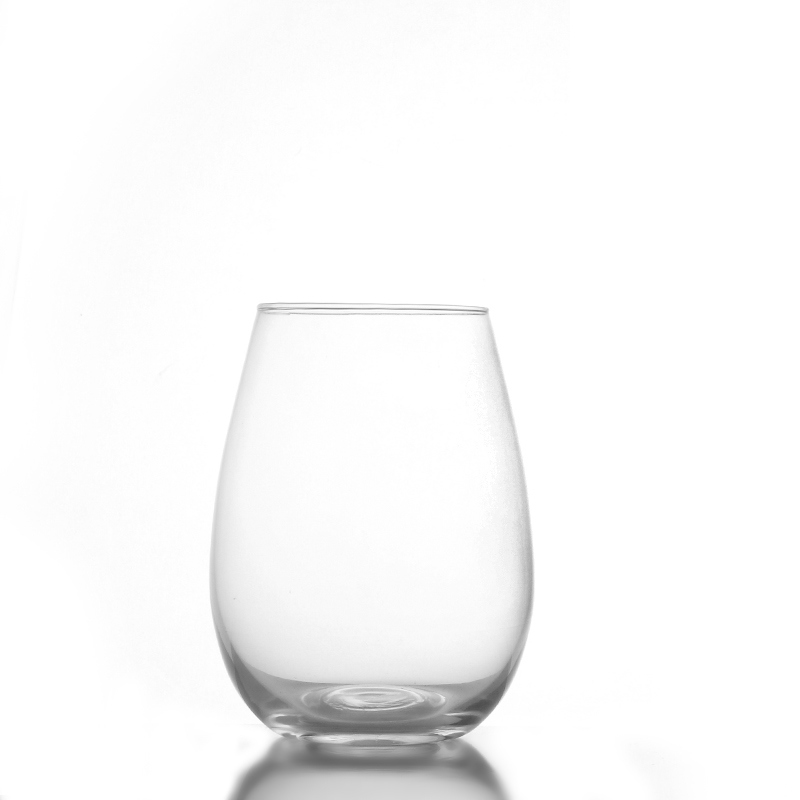 Mouth Blown Juice Glass Drinking Glass