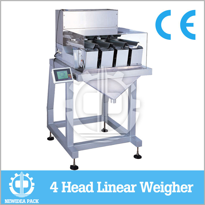 Packing Machine Optional Device 4 Head Linear Weigher