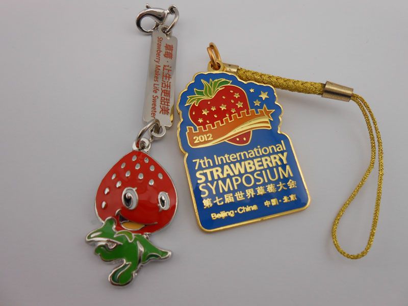 Custom PVC Keyring, Cute Cartoon Image Keychain (GZHY-KA-059)