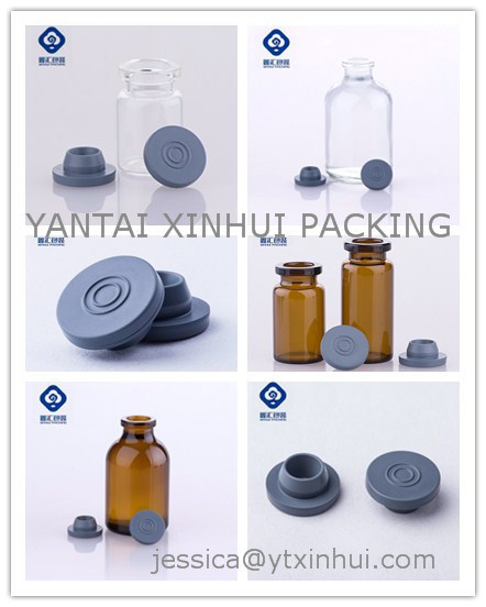 Pharmaceutical Industrial Use Sealing Type Bromobutyl Rubber Stopper