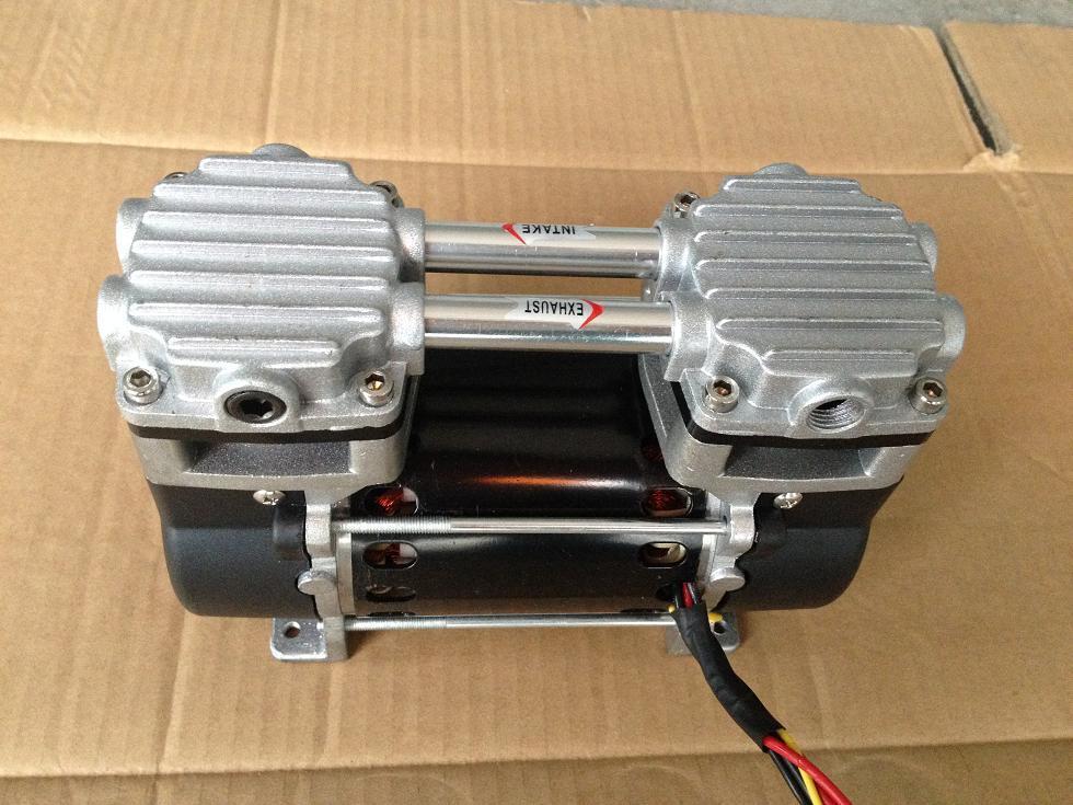 Mini Oil-Free / Oilless Silent Air Compressor