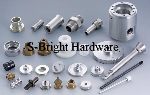 Precision Brass CNC Lathe Part Fabrication for Pump Valve (F-161)
