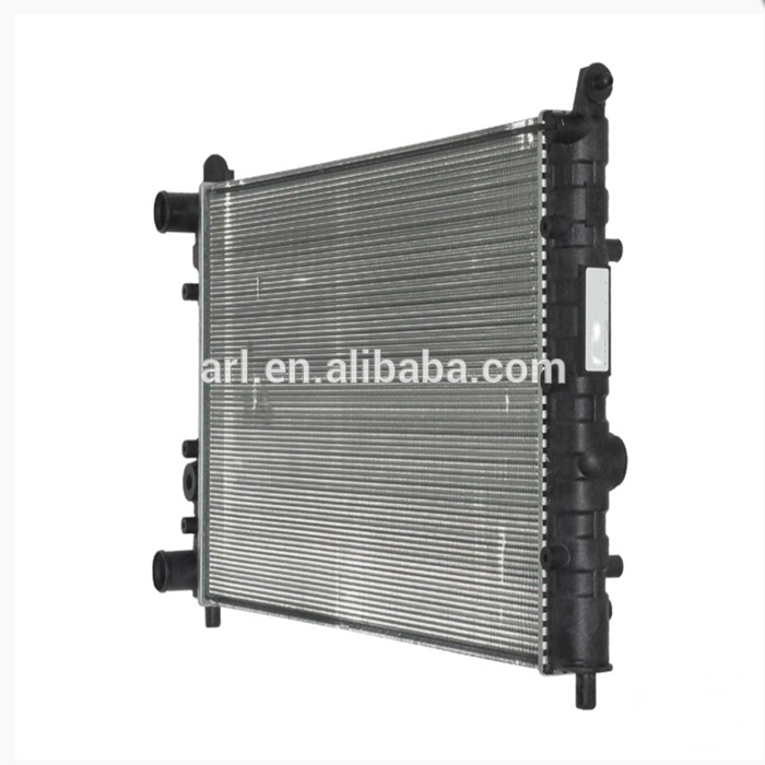 engine diesel generator radiator