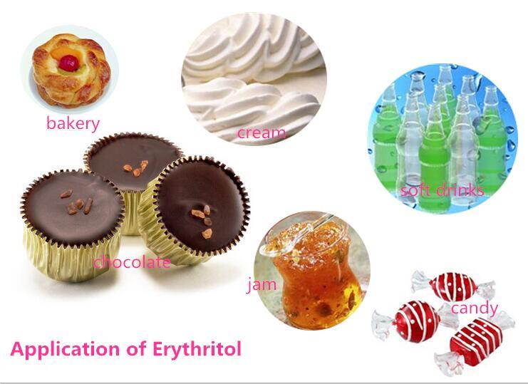 Functional Food Additive Sweetener Erythritol