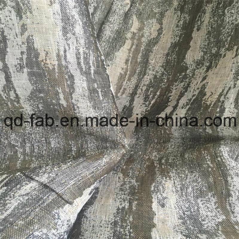 Good Quality Linen Cotton Jacquard Fabric (QF16-2513)