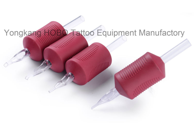 Professional 30mm Ronin Disposable Tattoo Grips Silica Rubber Products Supplies