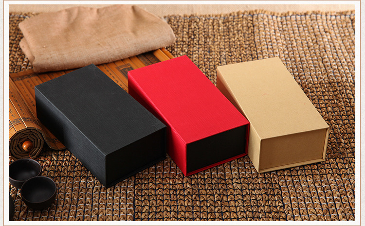 High-End Craft Paper Tube /Eco-Friendly Essential Oil Packaging Tube Box/Tea Pen Container
