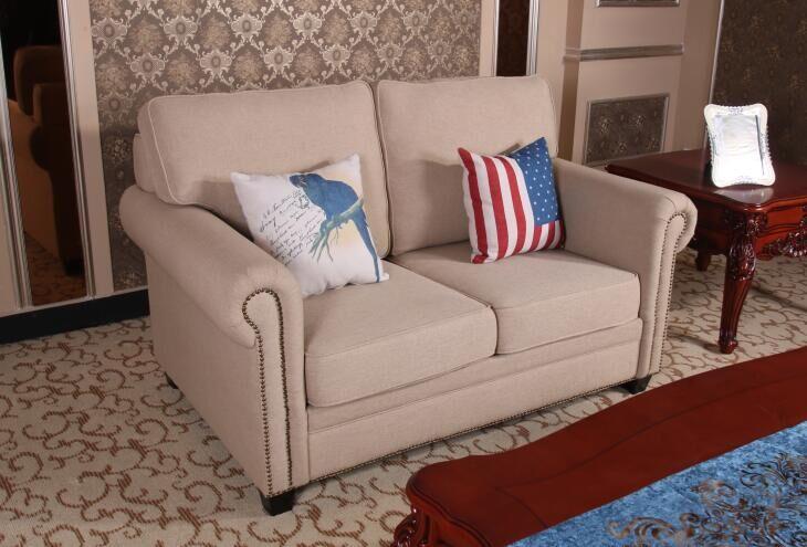 America Sofa, Fabric Sofa, Amazon Hot Sell Sofa (HA06)