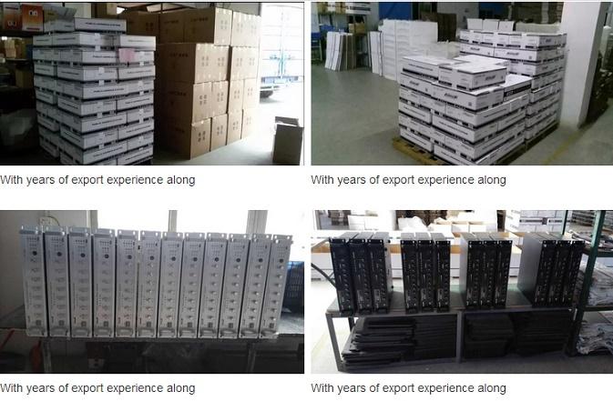 2 Channel Qqchinapa Output Short Circle Digital Amplifier 300-500W
