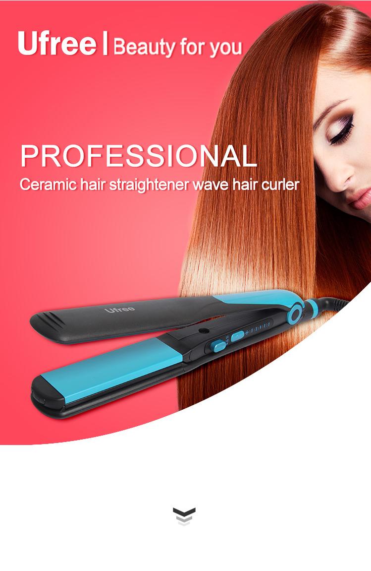 Ufree Hair Wave Hair Straightener and Curler