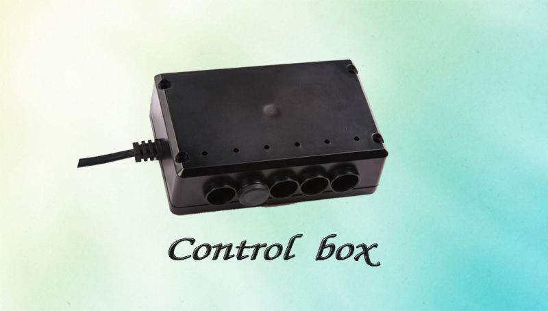 12/24V DC Mini Linear Actuator with Control Box and Hand Set for Window