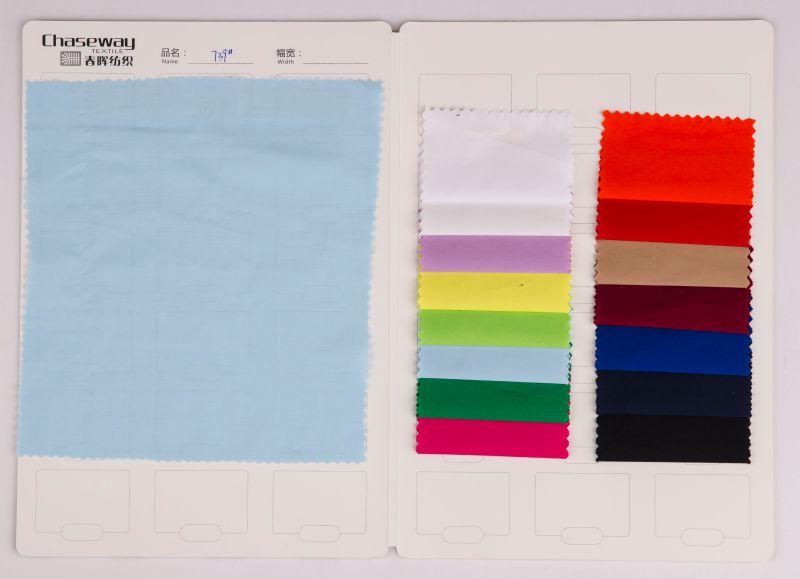 High Density Tencle Like Plain Fabric 97%Cotton+3%Spandex