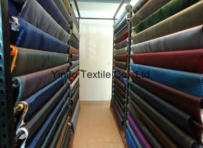 100% Polyester Classic Herringbone Pattern Men's Suit Lining Fabric